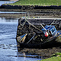 Low Tide Donegal Ireland by Bill Cannon