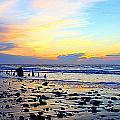 Low Tide Glow by Katherine  Kearney