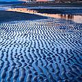Low Tide In Seattle by Inge Johnsson