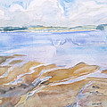 Low Tide - Penobscot Bay by Grace Keown