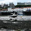 Low Tide Whitby by Christopher Rees