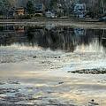 Low Water At Lake Garfield by Geoffrey Coelho