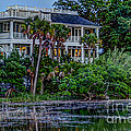 Lowcountry Home On The Wando River by Dale Powell