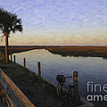 Lowcountry Winter Marsh by Dale Powell