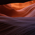 Lower Antelope Slot Canyon 9 by Jean Clark
