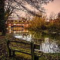 Lower Denford Hungerford by Mark Llewellyn