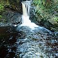 Lower Fall Puck's Glen by Gary Eason