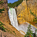 Lower Falls From Uncle Toms Trail by Greg Norrell
