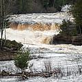 Lower Falls by Linda Kerkau