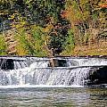 Lower Falls by Robert McCulloch