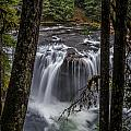 Lower Lewis Falls 3 by Mike Penney