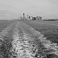 Lower New York In Black And White by Rob Hans