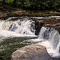 Lower Swallow Falls 2 by Chris Flees
