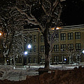 Lowville Academy by Dennis Comins