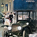 Lozier Cars - Vintage Advertisement by World Art Prints And Designs