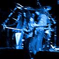 Ls Spo #67 Crop 2 In Blue by Ben Upham