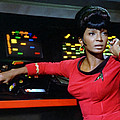 Lt Uhura by Mountain Dreams
