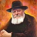Lubavitcher Rebbe by Sam Shacked