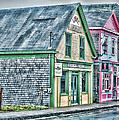 Lubec Maine by Richard Bean