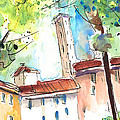 Lucca In Italy 06 by Miki De Goodaboom