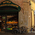 Lucca Italy by Bob Christopher