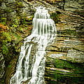 Lucifer Falls Treman Park by Brad Marzolf Photography