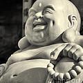 Lucky Buddha by Christos Koudellaris