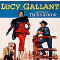 Lucy Gallant, Us Poster Art, From Left by Everett