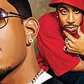 Ludacris Artwork by Sheraz A