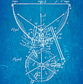 Ludwig Kettle Drum And Timpani Patent Art 1950 Blueprint by Ian Monk