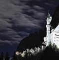 Ludwig's Castle At Night by Matt MacMillan