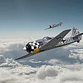 Luftwaffe - Fw190 by Pat Speirs