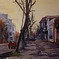 Lugansk Old Street by Danil Shurykin