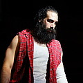 Luke Harper by Paul Wilford
