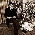 Luke On Christmas Eve by Sarah Loft