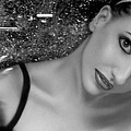 Luminescent - Self Portrait  by Jaeda DeWalt