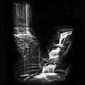 Luminous Waters Iv by Michele Steffey