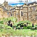 Lumley Castle by John Lynch