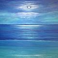 Luna Del Mar by Maureen Schmidt