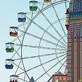 Luna Park, Sydney, Australia by Marco Simoni