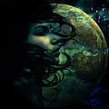 Lunar Child by Mynzah Osiris