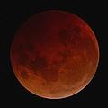 Lunar Eclipse by Cynthia Wallentine