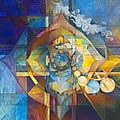 Lunar Sanctum by Melanie Farmer