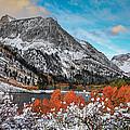 Lundy Lake Sunrise by Webb Canepa