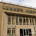 Lunken Airport In Cincinnati Ohio by Paul Velgos