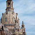 Lutheran Church In Dresden by Jelena Jovanovic