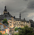 Luxembourg City by Emily Kay