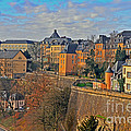 Luxembourg Fortification by Elvis Vaughn