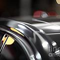 Luxury Black Car Blur Bokeh by Konstantin Sutyagin