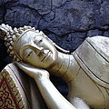 Lying Buddha by Mishel Breen